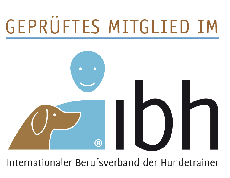 Die Hundeschule SyMeHu ist geprüftes Mitglied im IBH - Internationaler Berufsverband der Hundetrainer